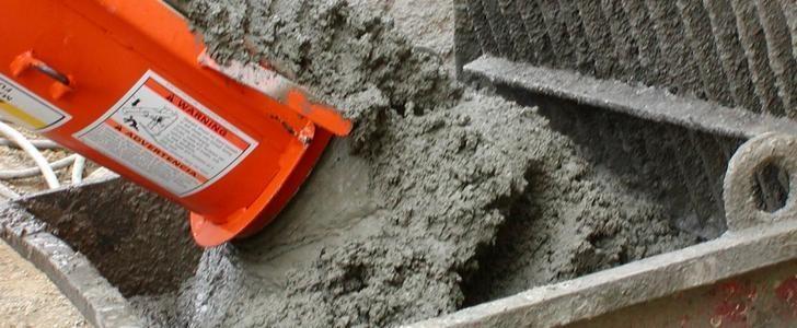 Возрождение бетона где применяется известковый цементный раствор